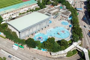 斧山道游泳池
