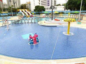 上水游泳池