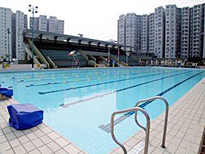 大環山游泳池