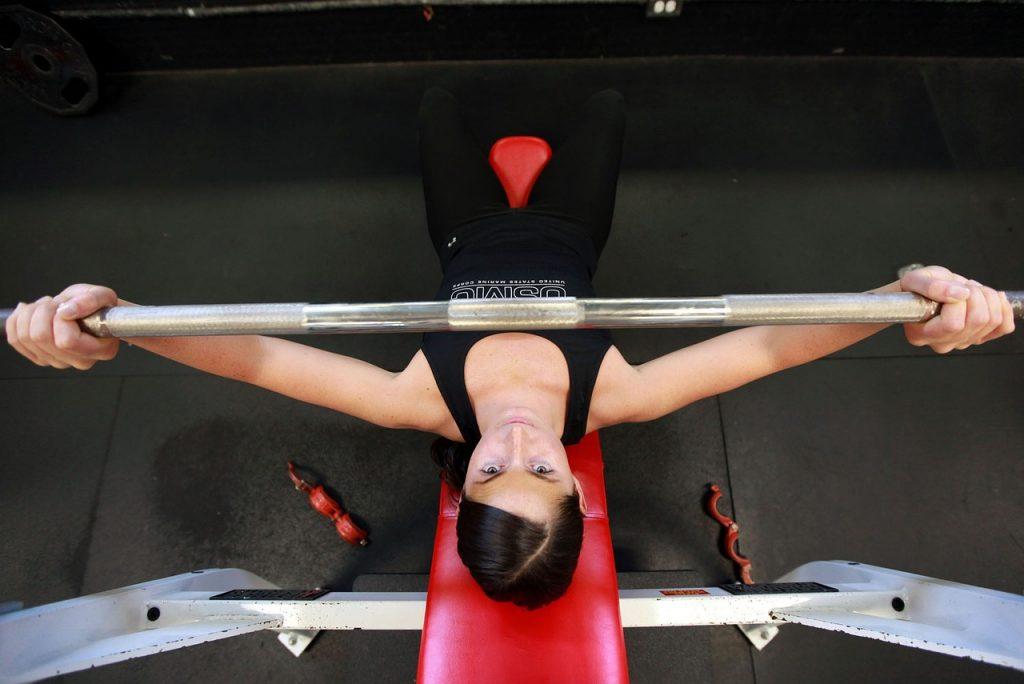 臥推 - Bench Press - 重量訓練