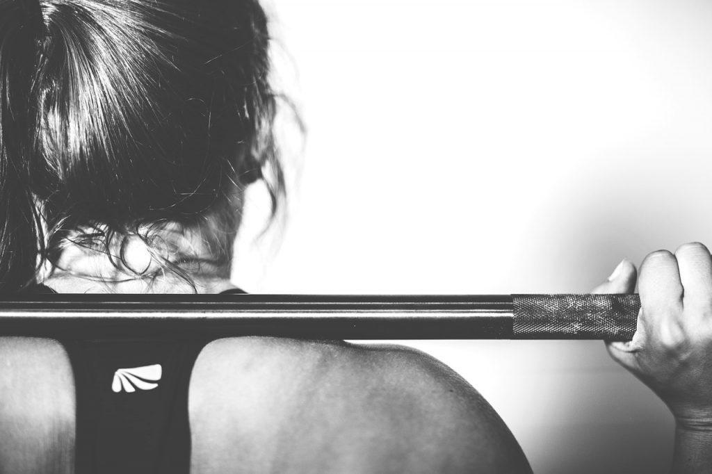 健身計劃 - 深蹲 - Squat