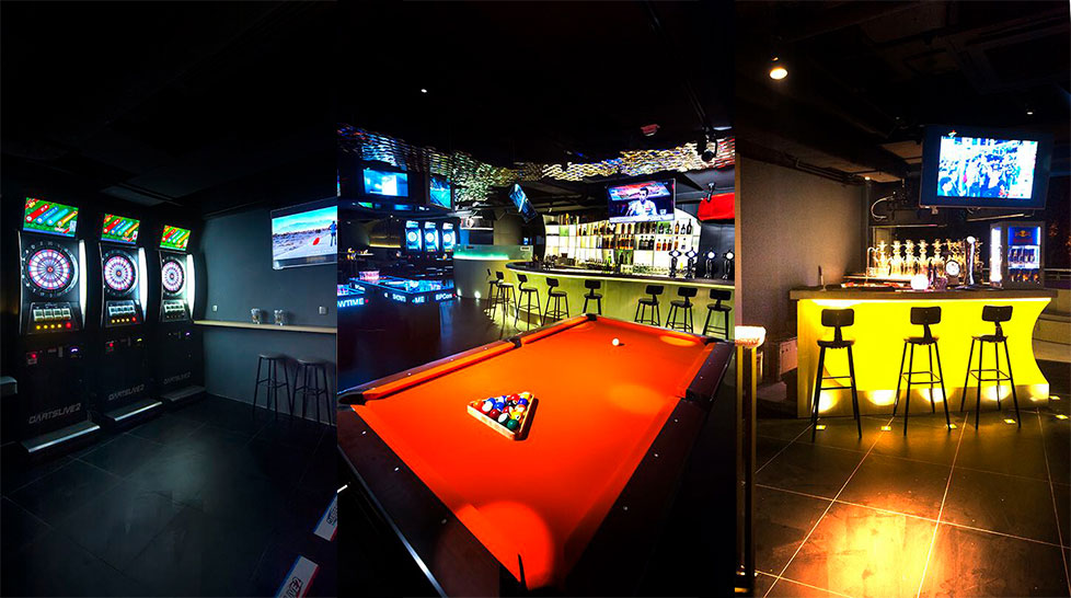 ShowTime Sports Bar