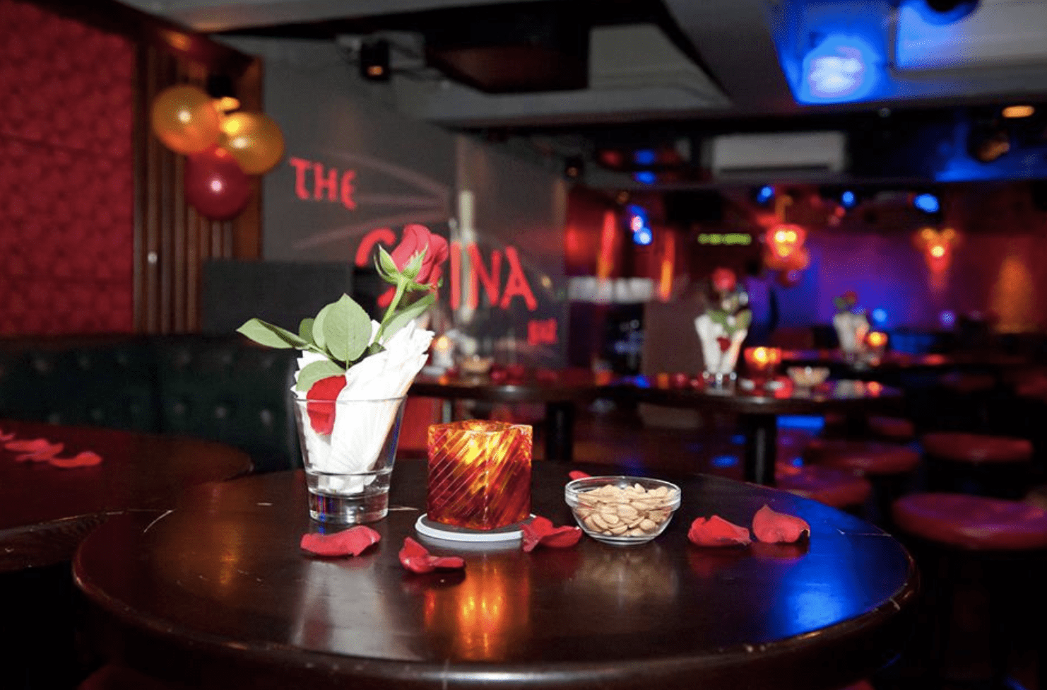 蘭桂坊The China Bar