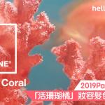 【2019Pantone代表色】「活珊瑚橘」妝容髮色配搭懶人包