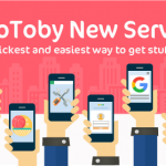 More HelloToby New Services for Your All Round Needs