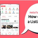 【 HelloToby 2.0 Tutorial for Pros】 How to create a Listing Service