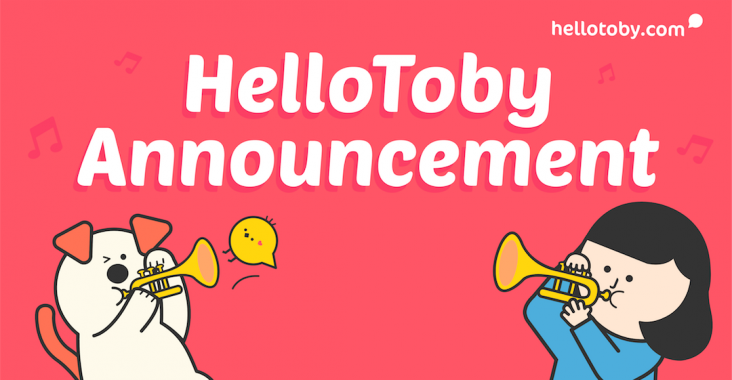 【HelloToby Announcement】Install the newest version of HelloToy App now! Old version of HelloToby Pro App will be removed from App Store