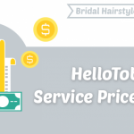 【HelloToby Cost Guide】Wedding Makeup and Hairstyle Cost