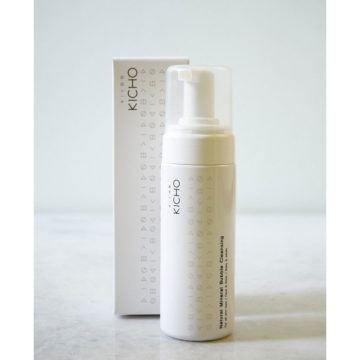 KICHO Natural Mineral Bubble Cleansing