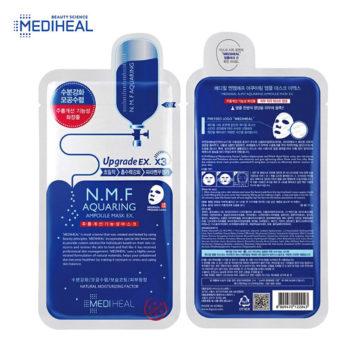 Mediheal N.M.F Aquaring Ampoule Mask Ex (10piece)