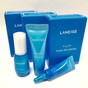 Laneige Water Bank Hydro Kit