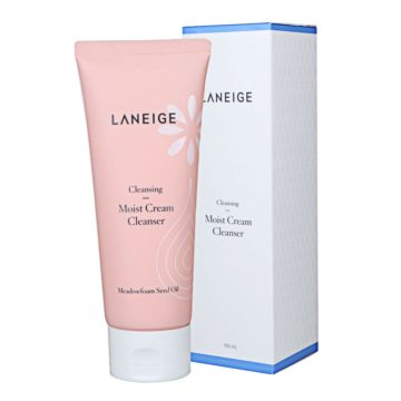 Laneige Moist Cream Cleanser