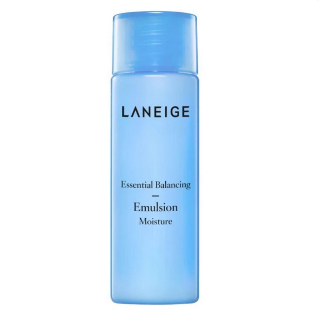 Laneige Essential Balancing Emulsion Moisture