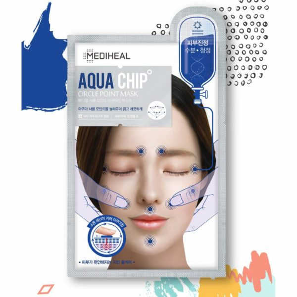 Mediheal AQUACHIP CIRCLE POINT MASK