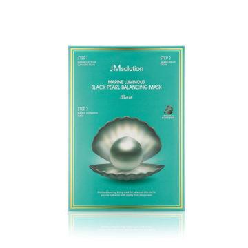 JM SOLUTION Black Pearl Balancing Mask
