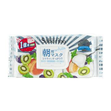 BCL Saborino Morning Mask Kiwi Yogurt