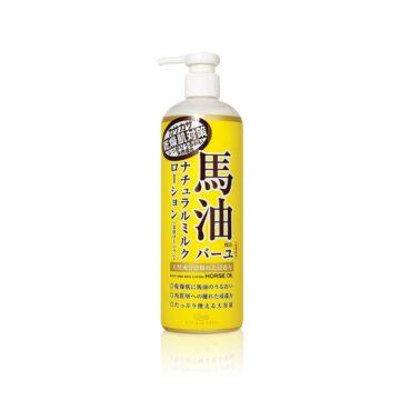Cosmetex Roland Loshi Moisture Skin Lotion Horse Oil (485ml)
