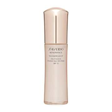 Shiseido Benefiance Wrinkle Resist 24 Day Emulsion SPF15