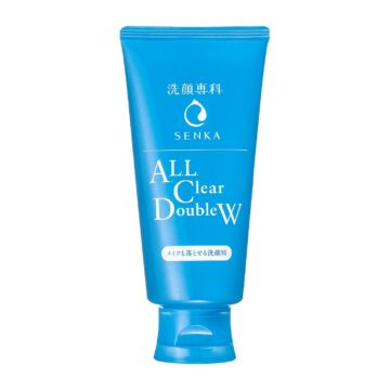 Shiseido SENKA All Clear Double W