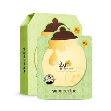 Papa Recipe Bombee Green Honey Mask Pack