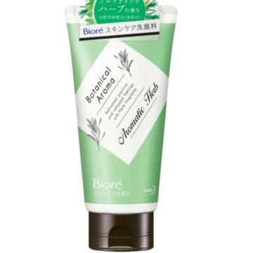 Biore Facial Foam Mild (Aromatic Herbal )