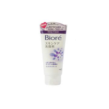 Biore Facial Foam (Deep Clean)