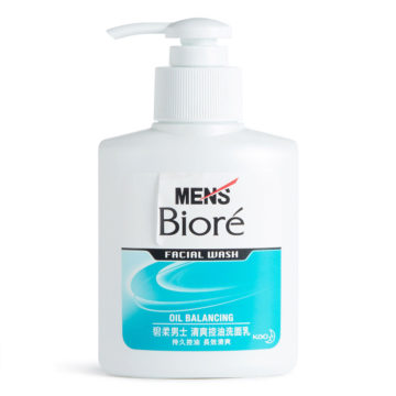 Biore Facial Wash Oil-balancing (100ml)
