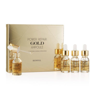 EUNYUL Power Repair Gold Ampoule x 4 pcs/box