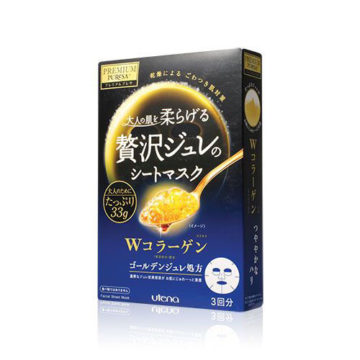 Utena Puresa Premium Puresa Golden Jelly Mask CO