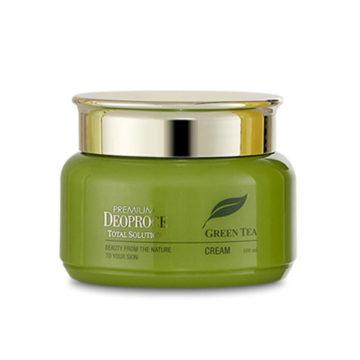 Deoproce Green Tea Total Solution Cream