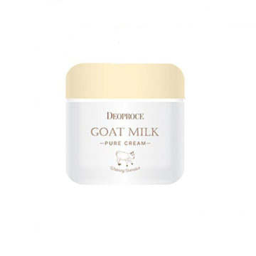 Deoproce Goat Milk Pure Cream