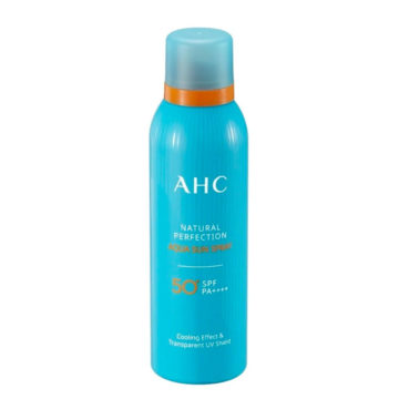 AHC Natural Perfection Aqua Sun Spray SPF50+ PA++++