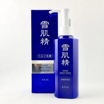Kose Sekkisei White Milky Wash (140ml)