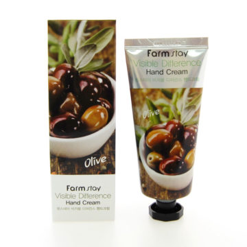 Farm Stay Visible Difference Hand Cream (Olive)