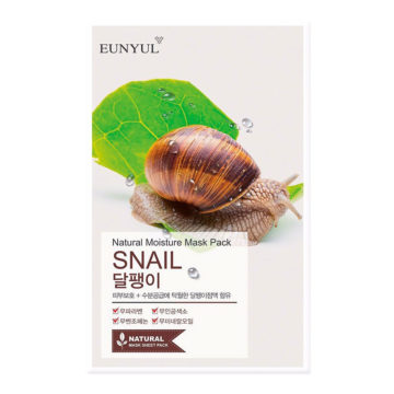 EUNYUL Natural Moisture Mask Pack –Snail