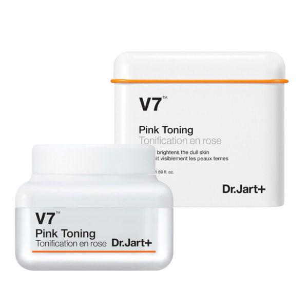 Dr. Jart+ V7 Pink Toning Cream (50ml)
