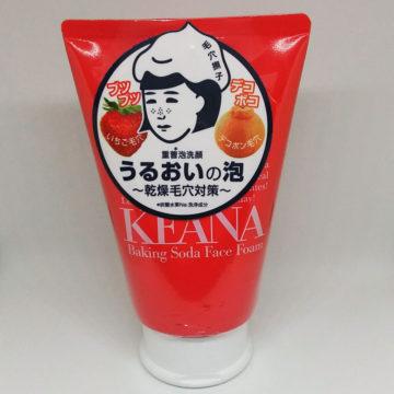 ISHIZAWA Keana Baking Soda Face Foam