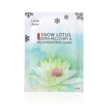 I. SKIN Focus Snow Lotus Extra Recovery & Rejuvenating Mask