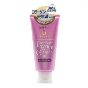 Shiseido SENKA Perfect Whip Collagen in (120g)