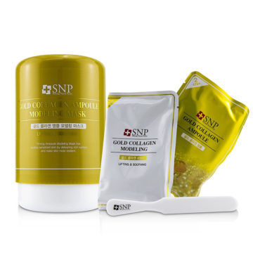 SNP Gold Collagen Modeling Mask (237g)