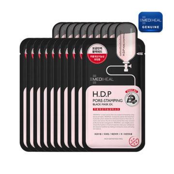 Mediheal H.D.P. P.S Black Mask EX (10pcs)