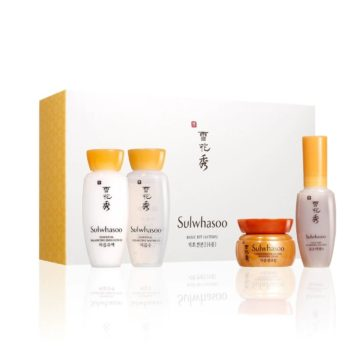 Sulwhasoo First Care Set (4 items)