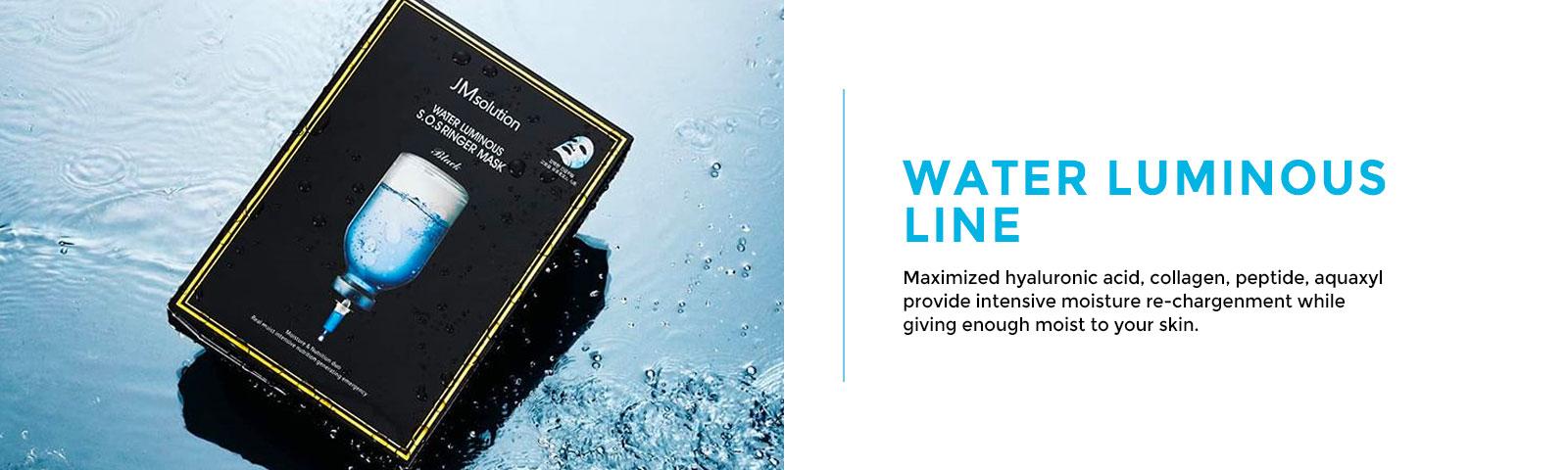 subline banner water luminous JMsolution