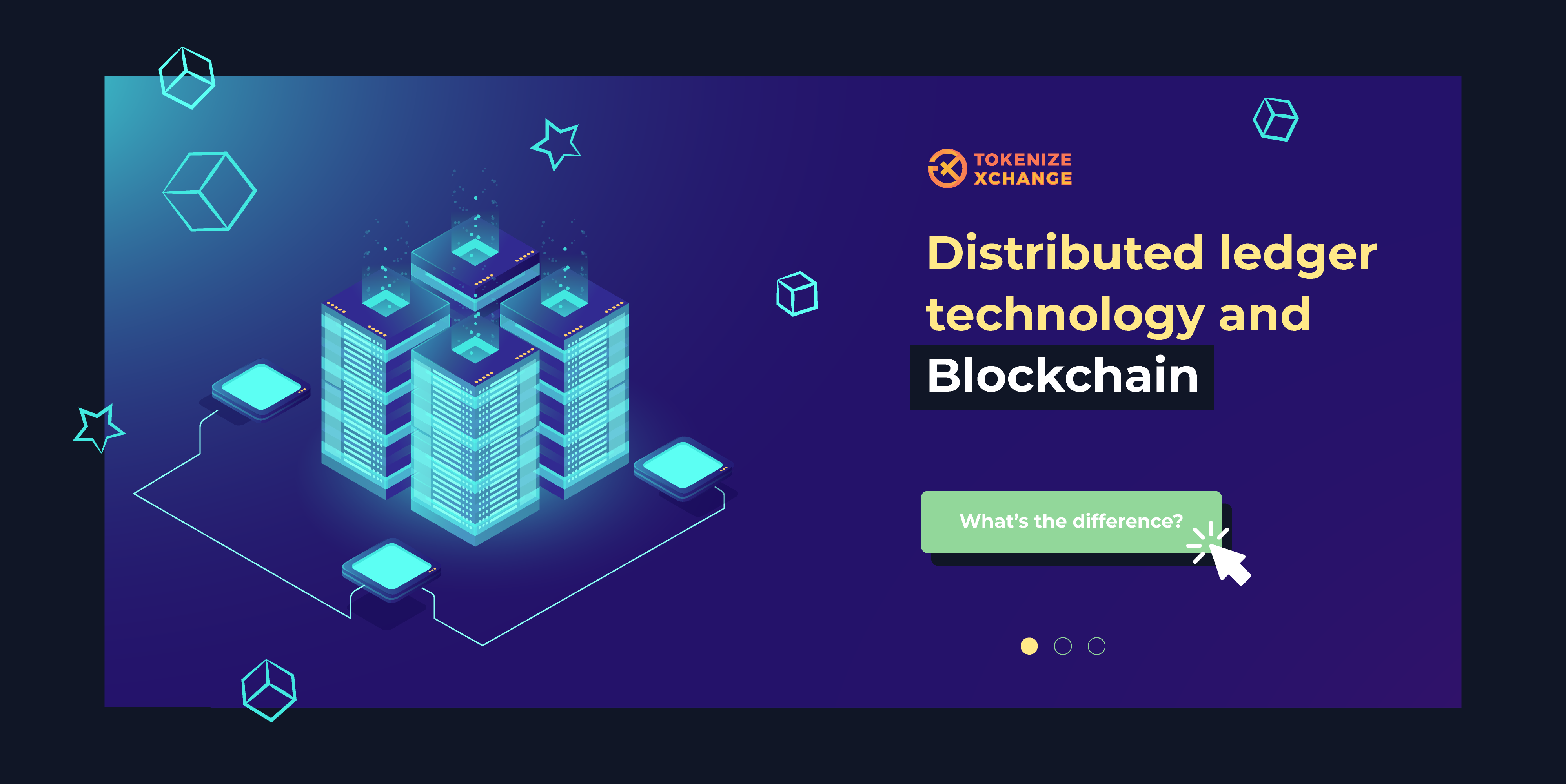 Distributed Ledger Technology and Blockchain