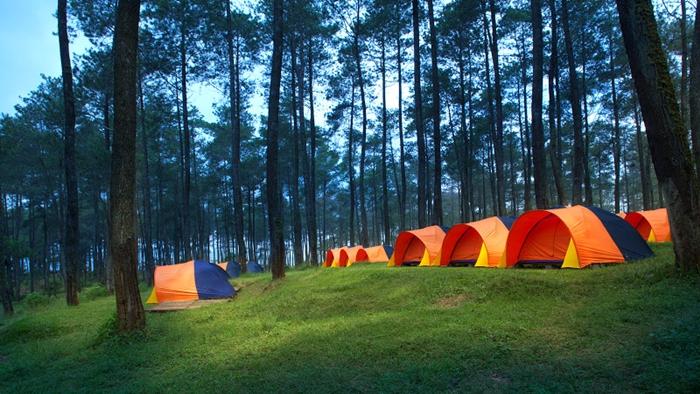 camping ground di grafika cikole lembang
