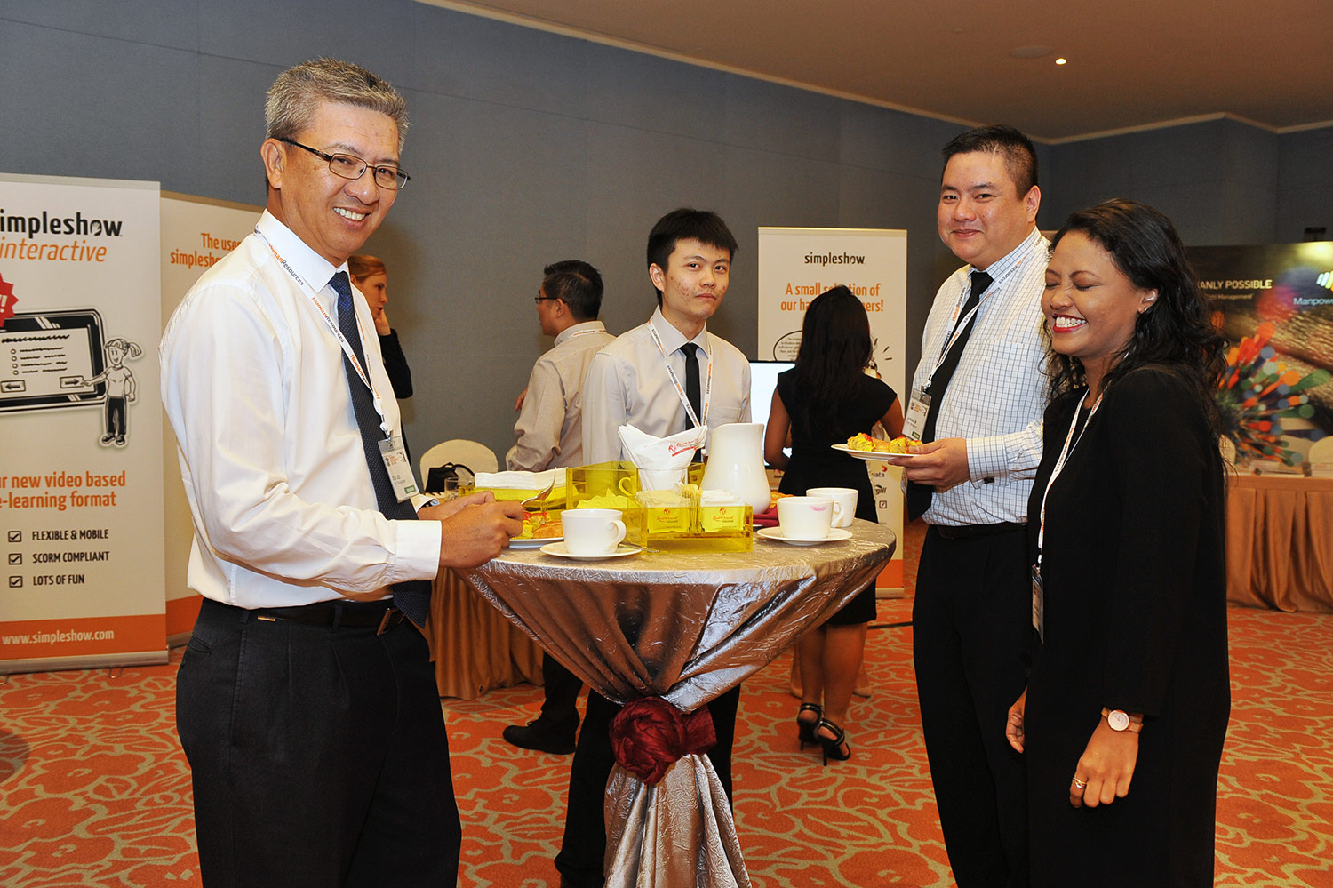 Past Year Highlights Training Amp Development Asia 2016