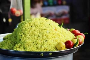 The scrumptious street food of Ahmedabad