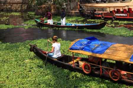 Things to do in Alleppey at night