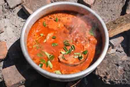 Best street food in Kovalam
