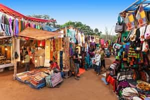 Shopping Places in Goa